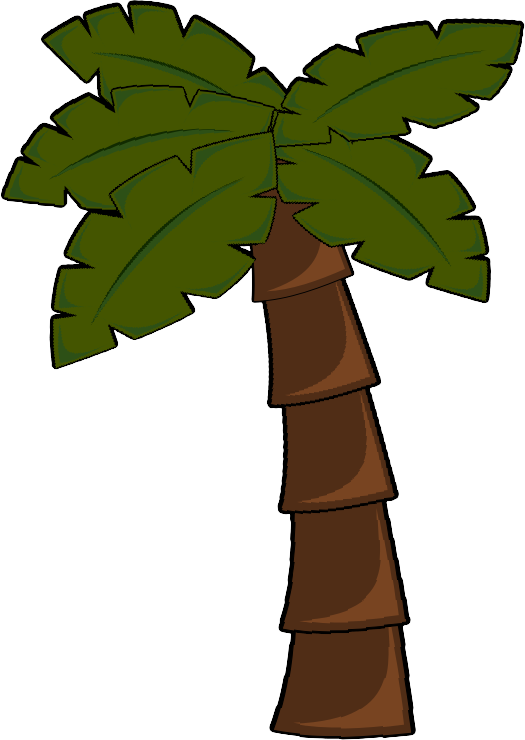 Book clipart tree. Free jungle trees download