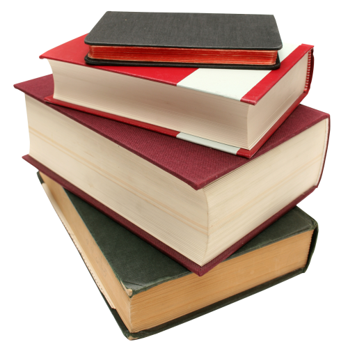 old books png