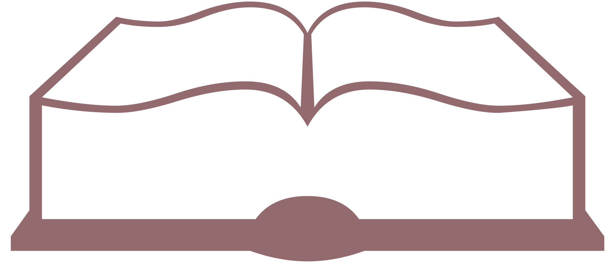 Book silhouette png. File svg wikimedia commons