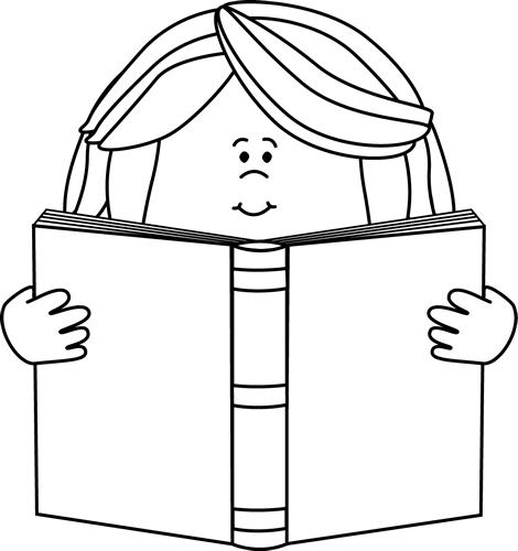 Book spine cartoon png. Black and white girl