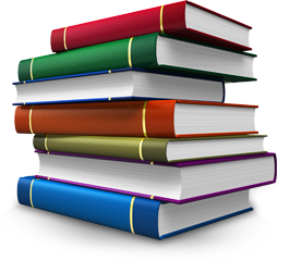 Stack of books png. Book images in collection