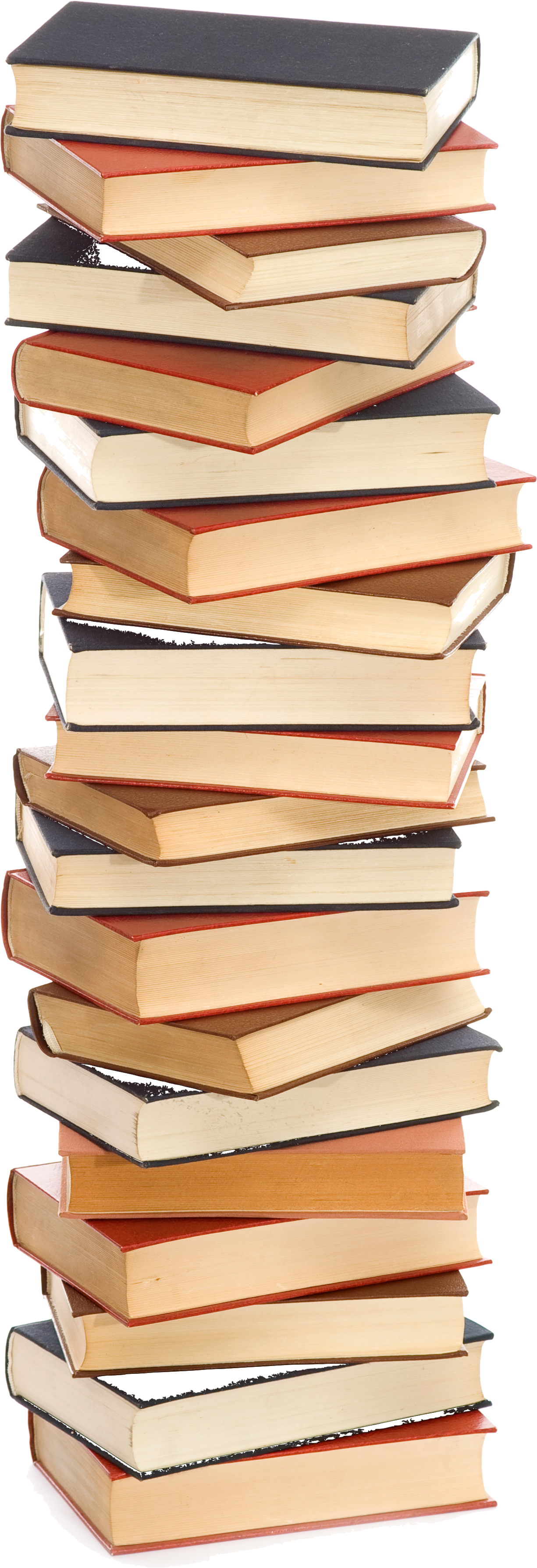 Stack of books png. Collection book clipart
