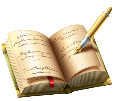 How to improve your. Book writing png image royalty free download
