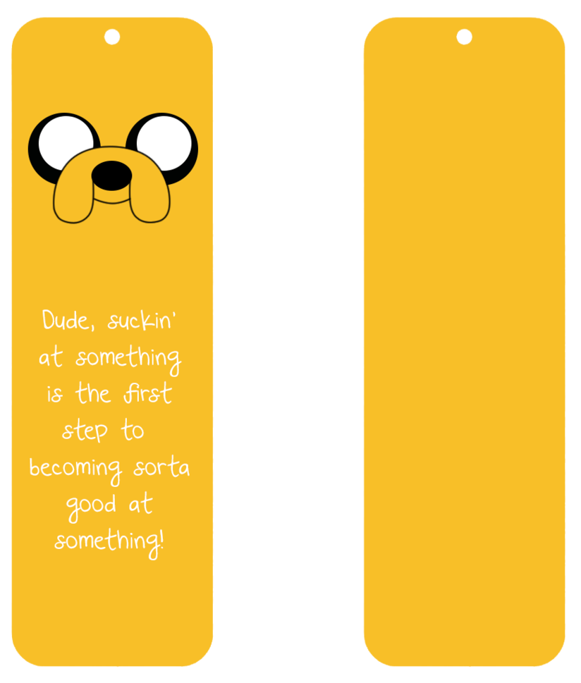 Bookmark drawing beautiful. It s just a