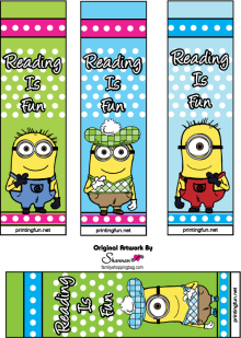 Bookmark drawing printable. Free printables and activities