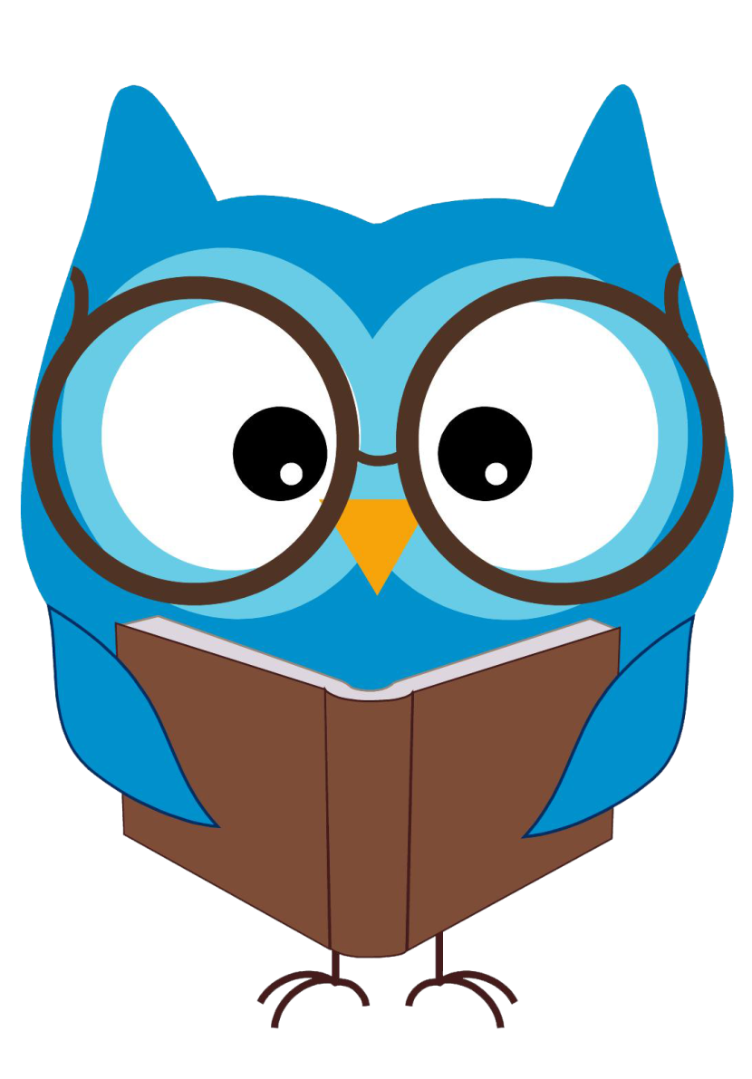 Books clipart owl. Book free panda images