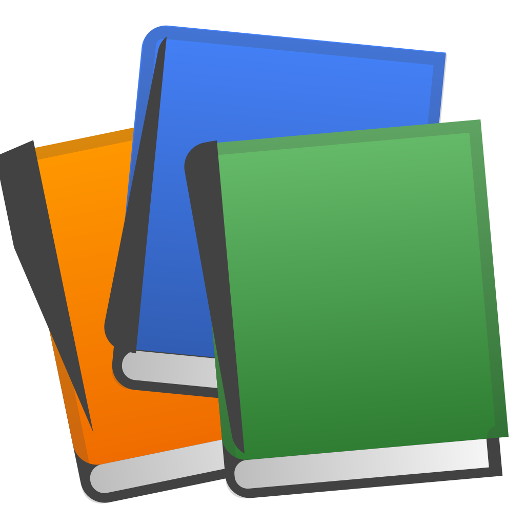Books emoji png. Icon noto objects iconset