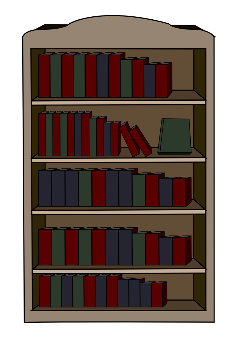 shelf vector nice