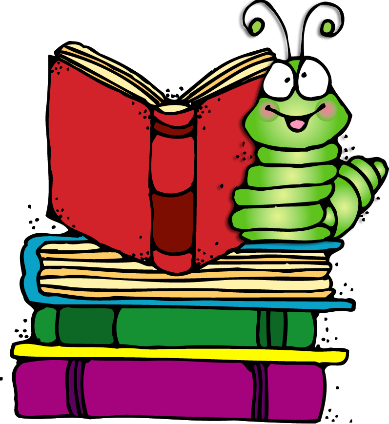 Bookworm clipart module. Free pictures download clip