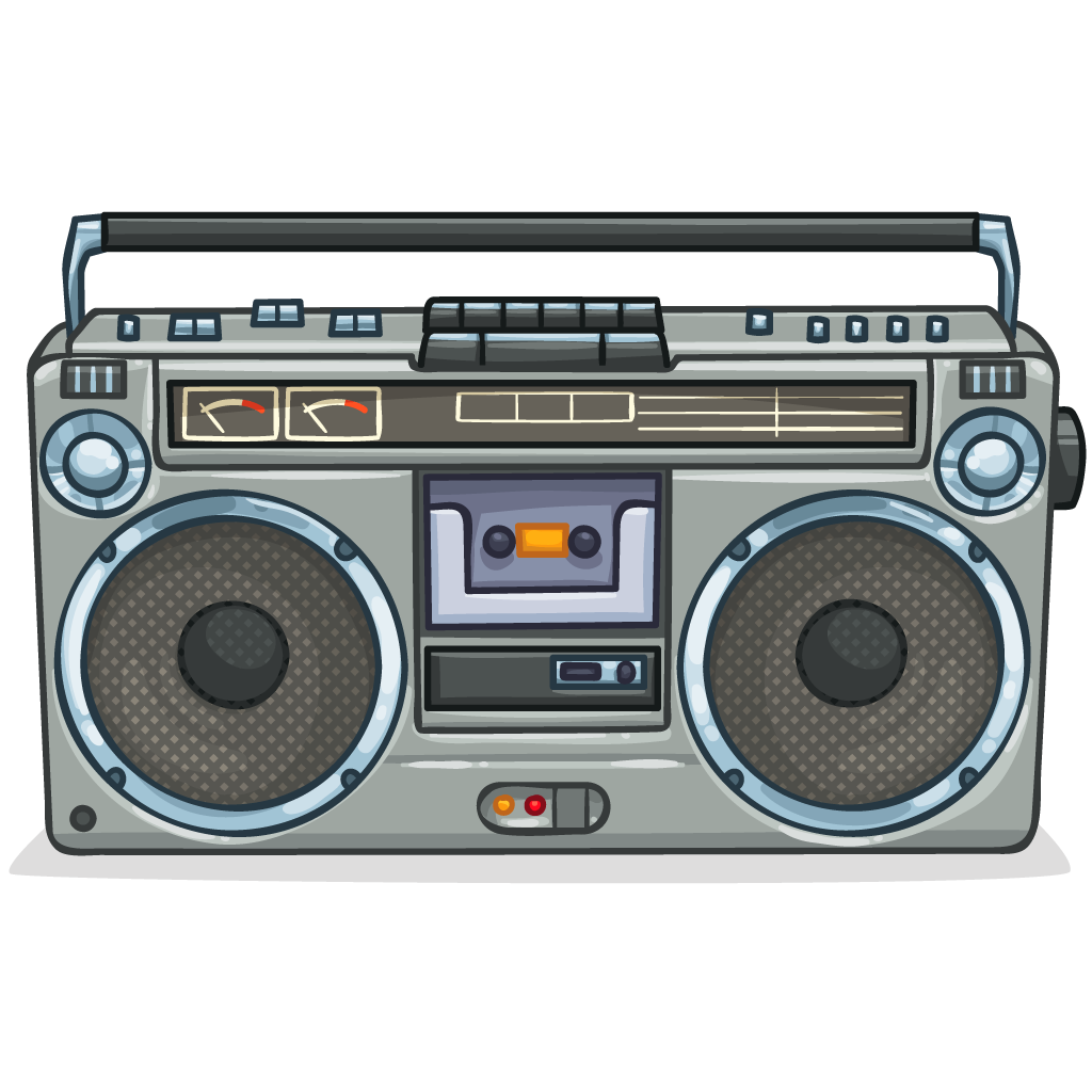 Boom box png. Item detail boombox itembrowser