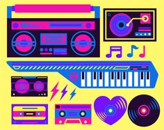 Boombox clipart music note. Notes musical clip art