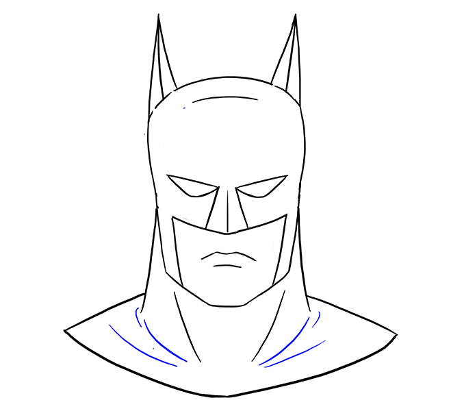Batarang Drawing Easy Transparent Png Clipart Free Download Ya