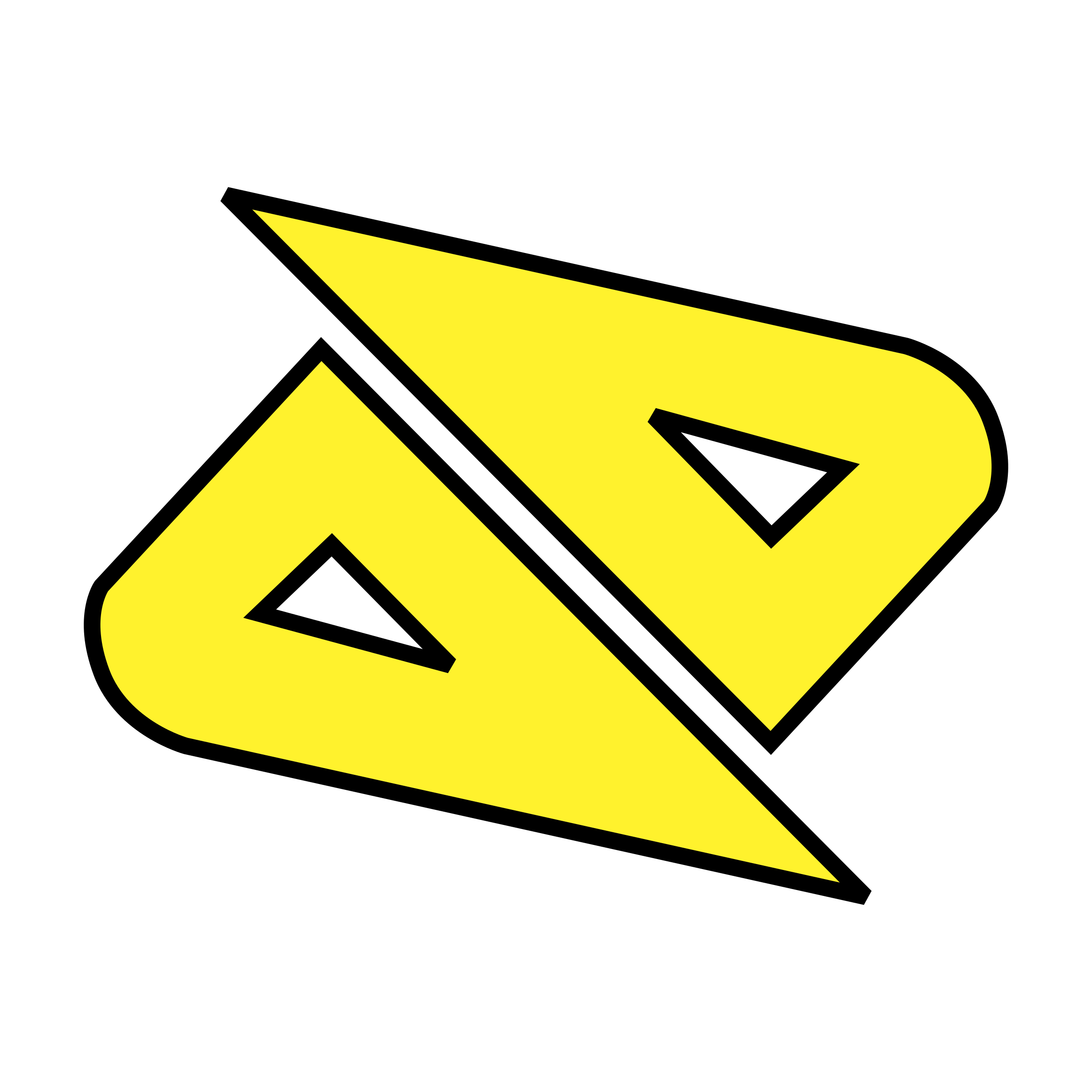 Boost vector yellow arrow. Mobile logo png transparent
