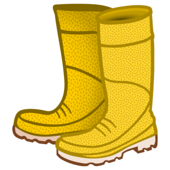 Boot clipart boat shoe. Football cleat clothing sneakers