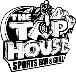 Booth clipart bar grill. The tap house sports