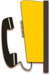 Booth clipart public phone. Telephone clip art at