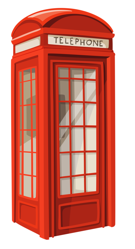 Booth clipart telephone london booth. Png camera clock phone