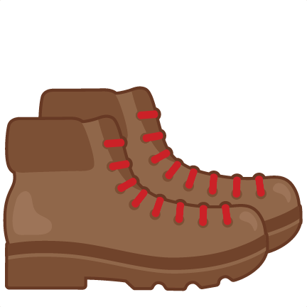 Boots clipart png. Silhouette at getdrawings com
