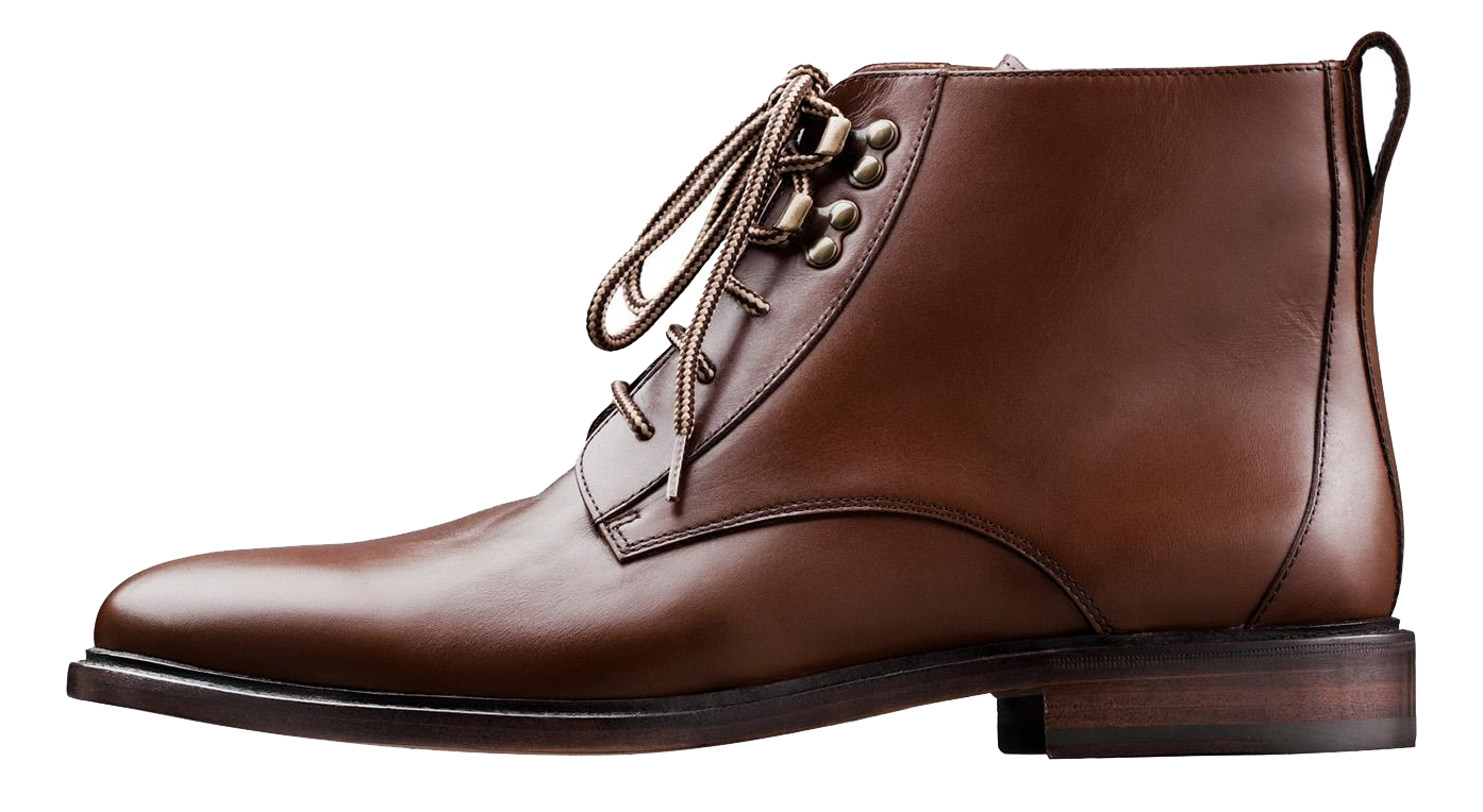 leather boots png
