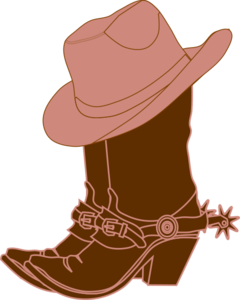 Boots svg. Cowgirl clip art at