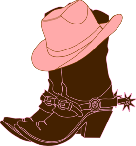 Cowgirl cricut cowboy pinterest. Boots svg girl drawing png stock