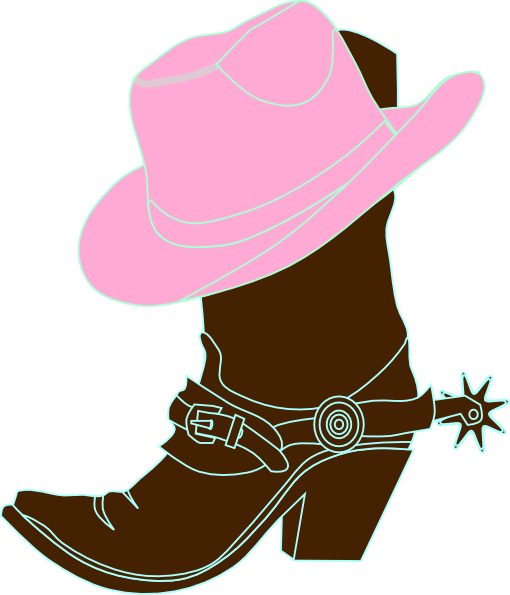 Boots svg drawn cowboy. Cowgirl boot royalty