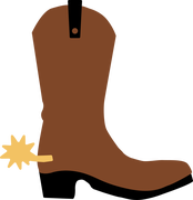 Boots svg paper cowboy. Country cut files snap