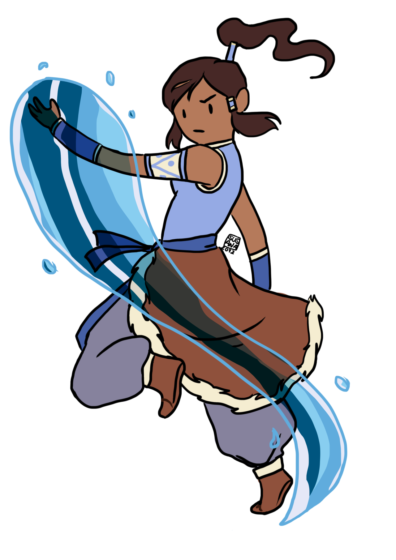 Booty transparent avatar the last airbender. Fire aang water earth