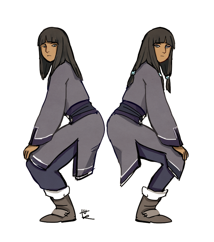 Booty transparent avatar the last airbender. Look at that show