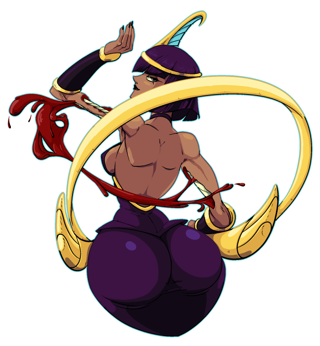 Booty transparent skullgirls. Dlc character vote the