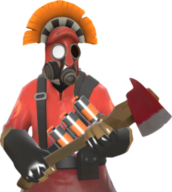 Booty transparent tf2 pyro. Centurion official tf wiki