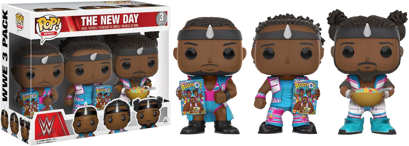 Booty transparent warhammer 40k. Wwe the new day