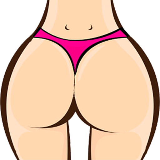 booty transparent clip art