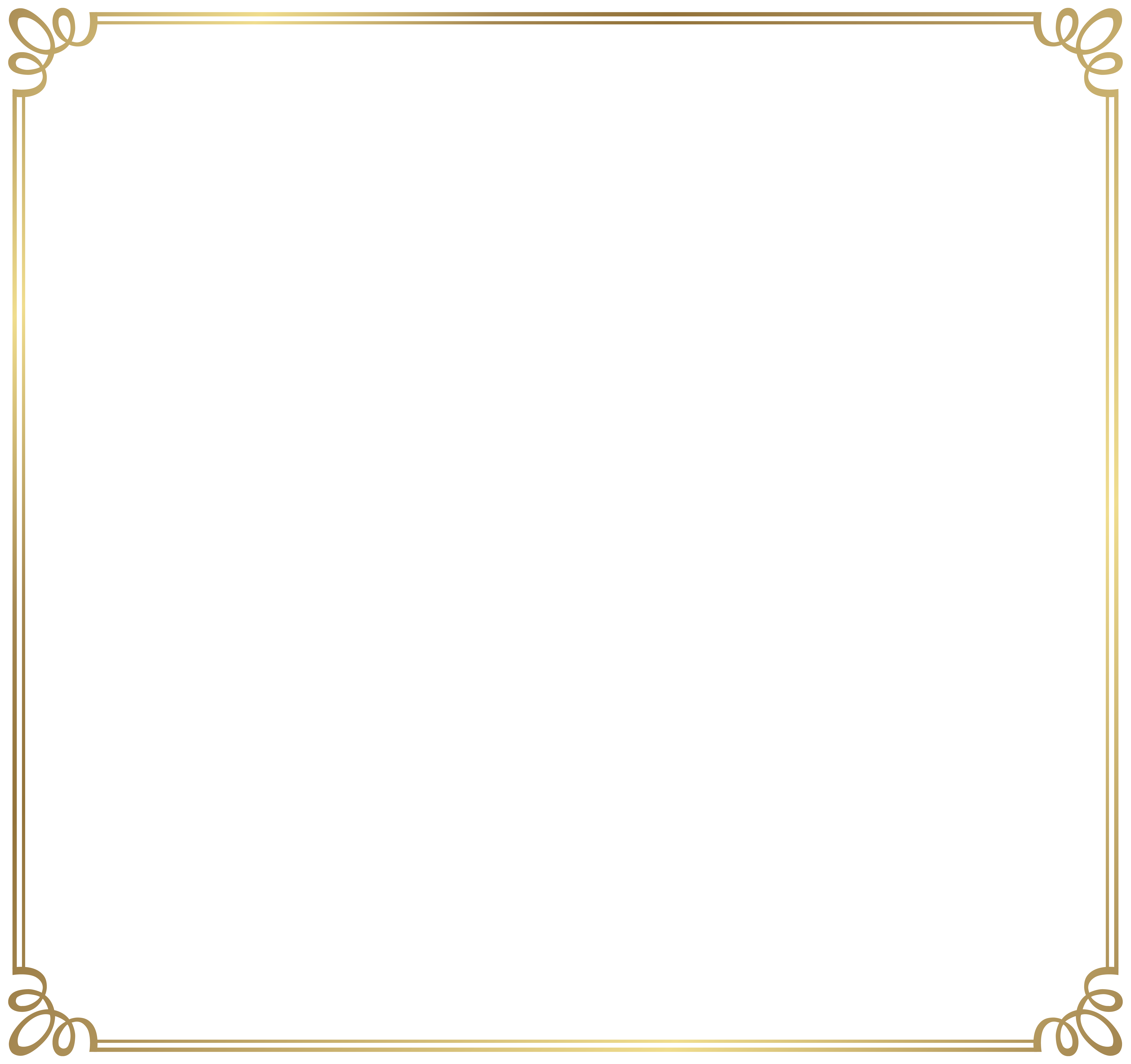 Decorative frame image gallery. Border clipart png clip free