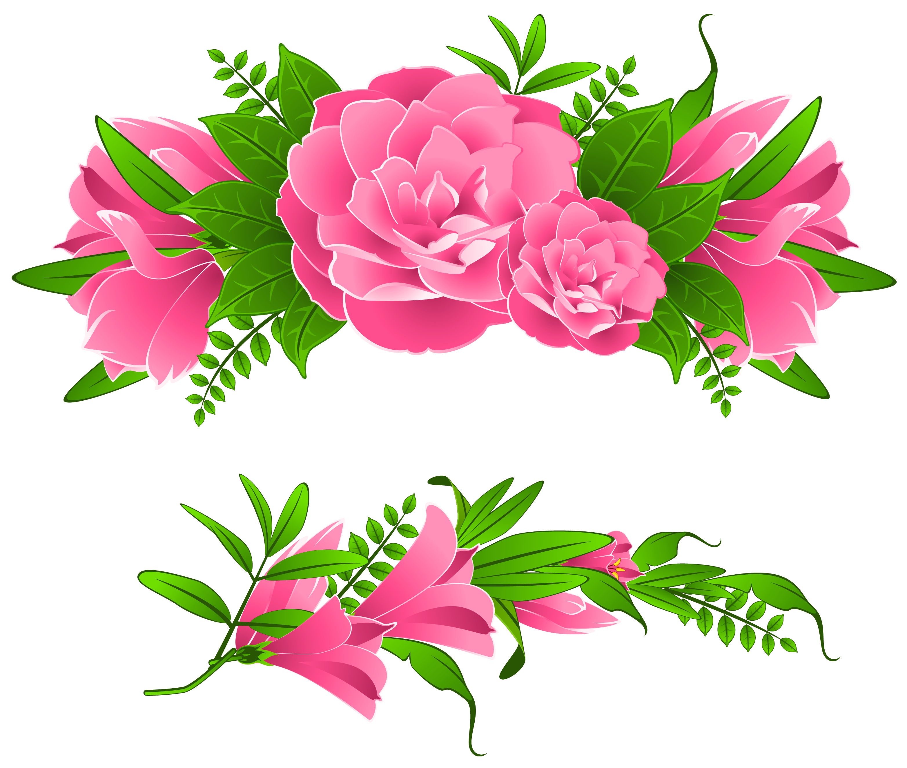Border flowers png. Borders free image