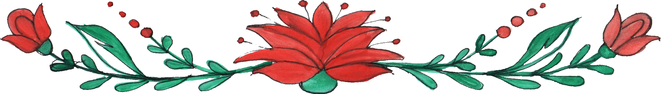 Borders drawing transparent. Flower border png