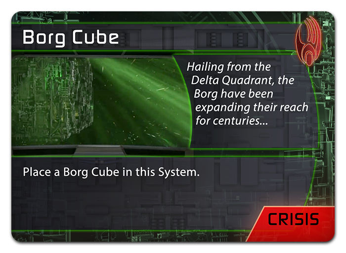 Borg cube png top down. Assimilation exploration cards crisis