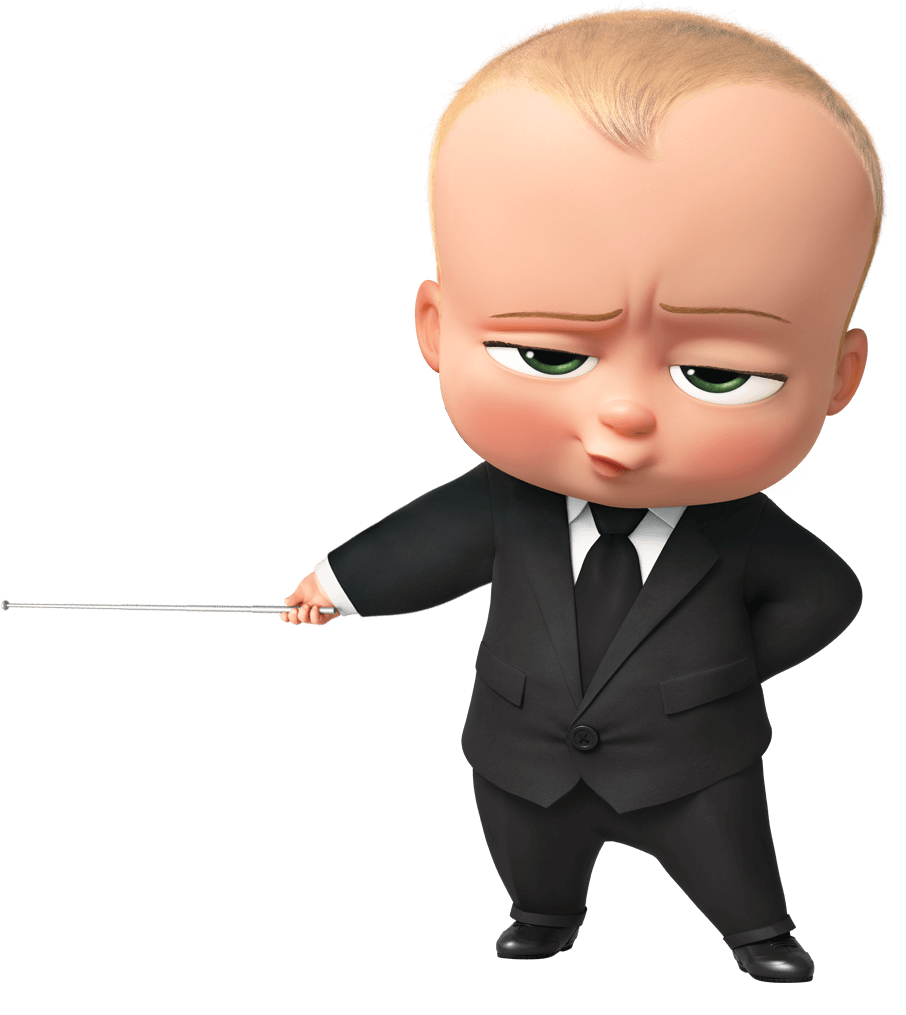 Image official dreamworks animation. Boss baby png jpg black and white stock