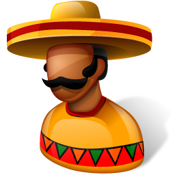 Boss clipart superior. Mexican icon png image