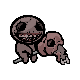 Boss drawing afterbirth. Famine the binding of