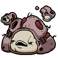 Boss drawing afterbirth. The matriarch binding of
