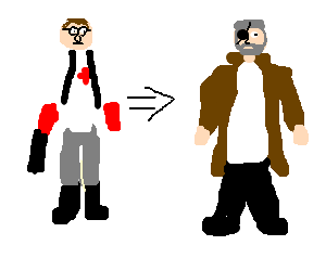 Boss drawing big. Tf medic is now