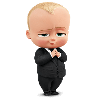 Boss vector wallpaper. Download the baby free