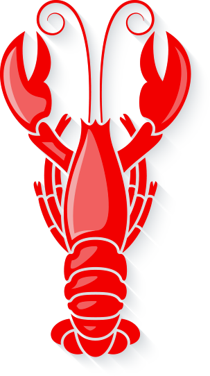 boston lobster png