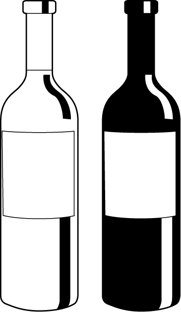 bottle clipart alcohol
