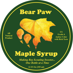 Bottle label png. Maple syrup labels quality