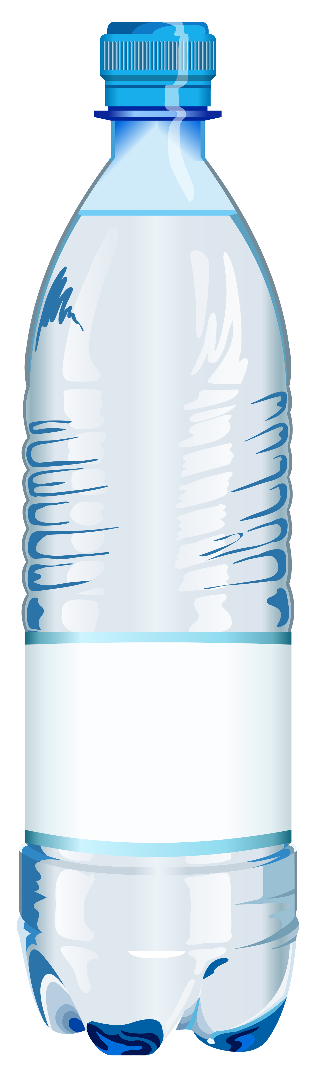 Bottle of water png. Small mineral clipart gallery