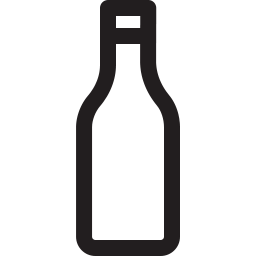 Bottle outline png. Icon shop download free