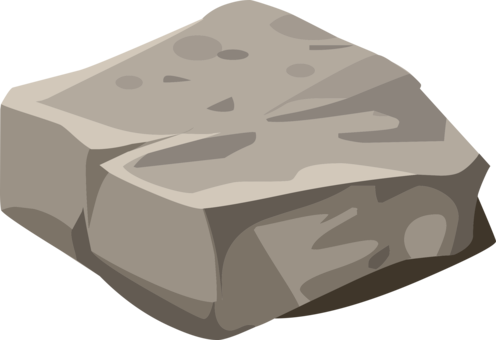 Boulder clipart png. Rock download free commercial