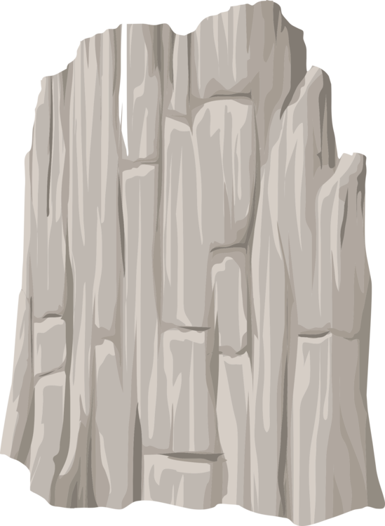 Crystal clipart rock mineral. Terrain geology cliff free